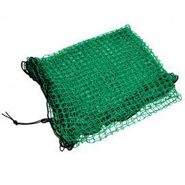 Aanhangernet groen grofmazig standaard
