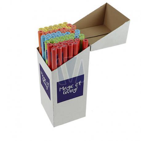 Inpakpapier Spring presenteerbox