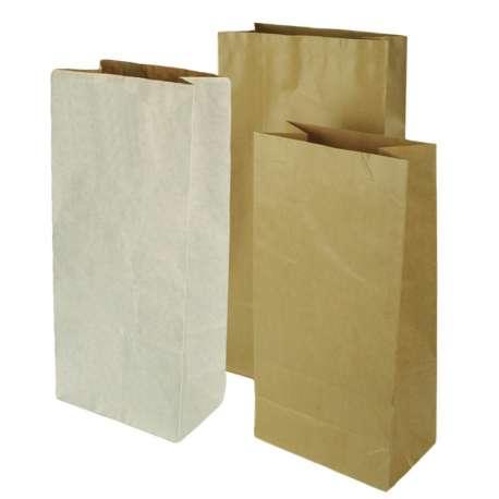 Papieren blokbodemzakken (per doos)